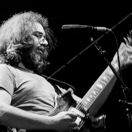 Jerry Garcia Band—Tower Theater, Upper Darby, PA 2/23/80