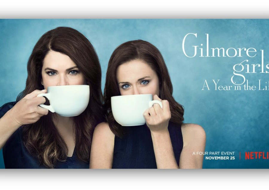 On Giving Thanks for the Gilmore Girls: my Netflix in November Review