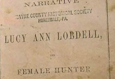 Biography of Lucy Ann Lobdell Slater