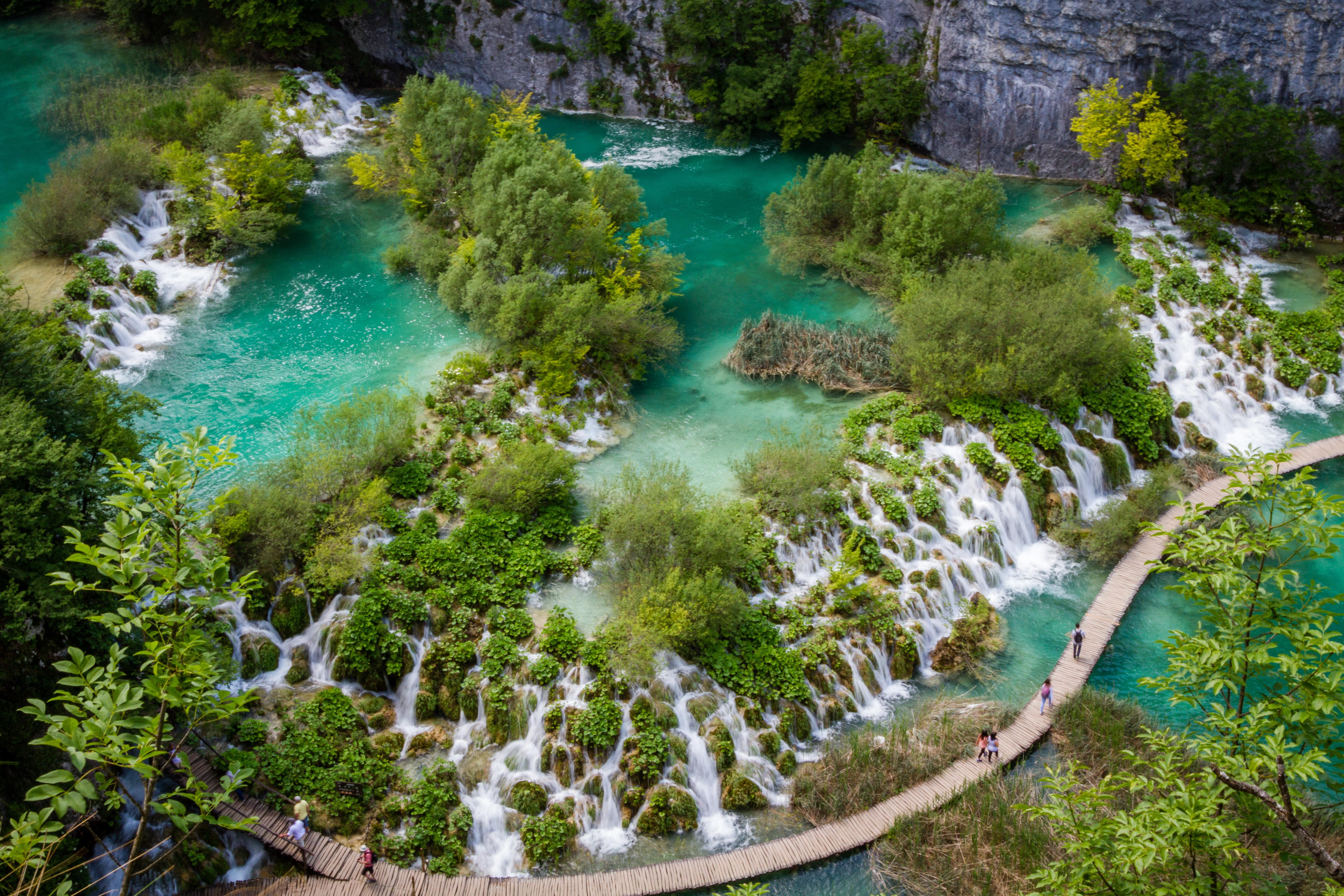 Plitvice Lakes ile ilgili görsel sonucu