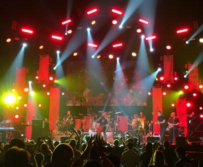Carlos Santana Bangkok Luminosity Tour