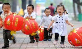 Red Lantern Festival China
