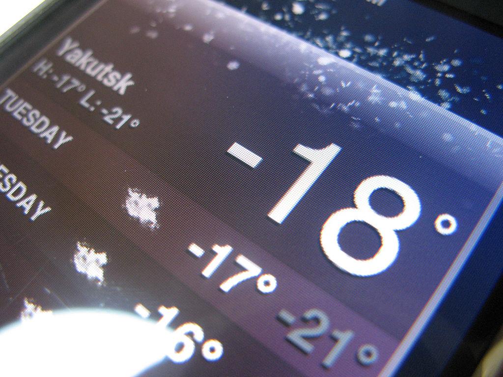 ¿Son fiables las previsiones del tiempo?