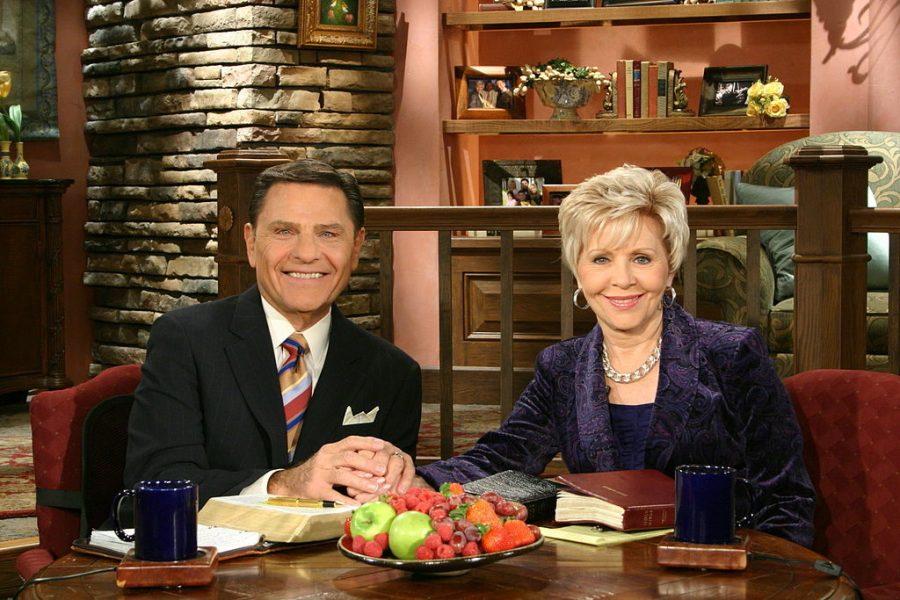 El telepredicador Kenneth Copeland y su mujer, Gloria Copeland. / Kenneth Copeland Ministries