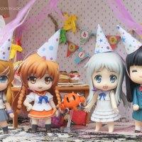 Nendo Mirai Suenega birthday party