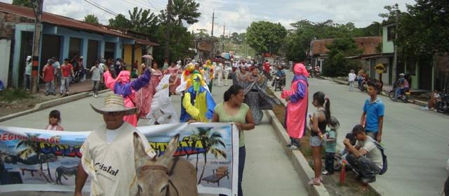 Carnavales 6 de Enero en la Hormiga
