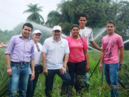 Convocatoria de Utopía en Puerto Asís para jóvenes rurales del Putumayo