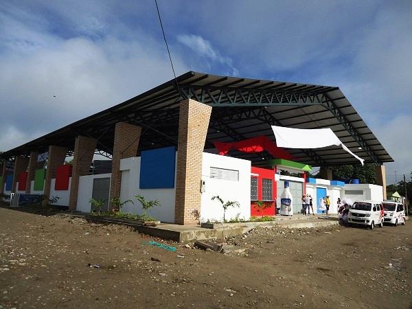 Inaugurado moderno coliseo, en Puerto Caicedo, Putumayo