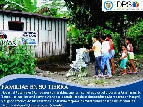 DPS, Programa Familias en su Tierra – FEST
