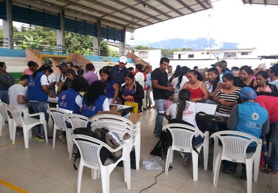 Convocatoria III programa FAMILIAS EN SU TIERRA FEST –DPS Municipio de Mocoa