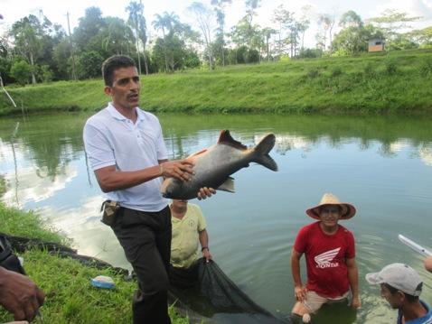 Intercambio Bionacional entre Colombia y Ecuador de experiencias de biocomercio en la region sur de la Amazonia