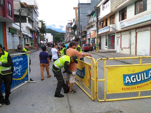 Reportan normalidad en los primeros días de carnaval en Mocoa