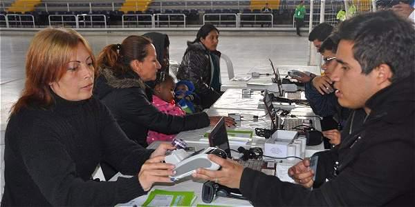 Banco Agrario le gana pulso a Davivienda por Familias en Acción