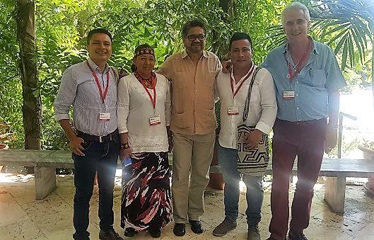 """OPIAC: """"El fin de la guerra en la Amazonia colombiana debe garantizar la Salvaguarda y pervivencia física y cultural de los pueblos indígenas"""""""