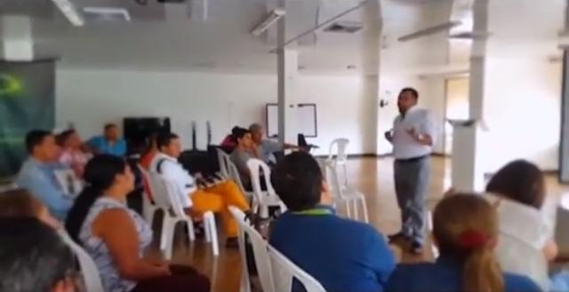 Presentación Premio a la Innovación en Orito (P)
