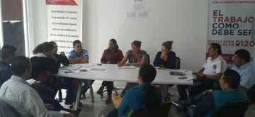 Reunión del Comité Seccional de Seguridad y Salud en el Trabajo