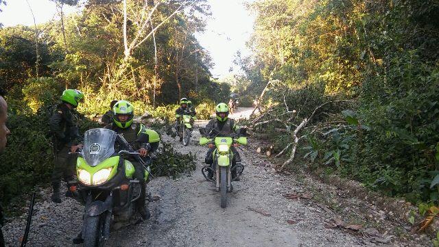Restablecido el paso en vías terciarias bloqueadas por manifestantes de Putumayo