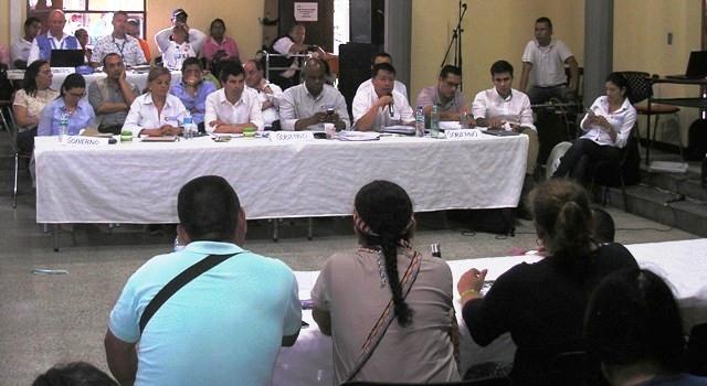 En Putumayo se conforma comité ambiental