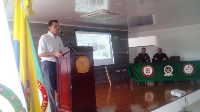 Fortalecimiento institucional y presentación de portafolio de SENA