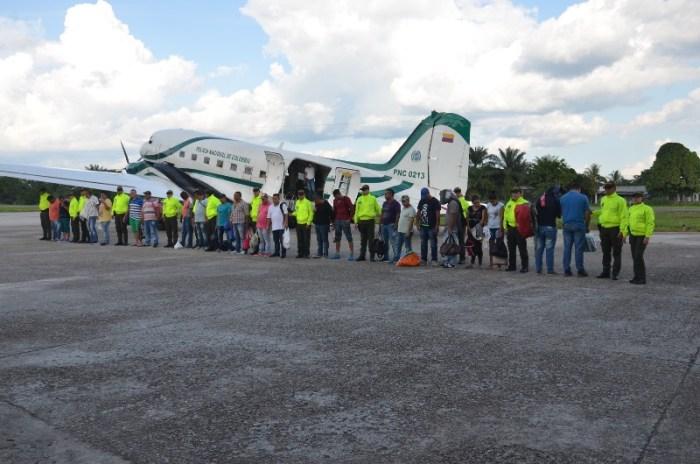 Cae banda responsable del 50 % de homicidios en Putumayo
