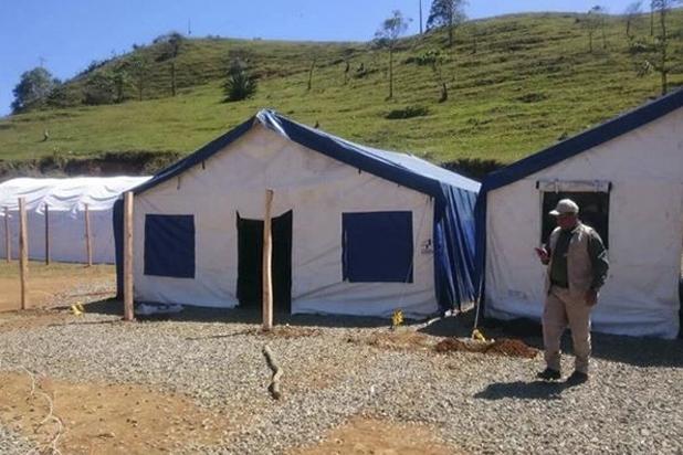 Chocó, Putumayo y Boyacá, regiones con dificultades en el traslado de milicianos a zonas veredales