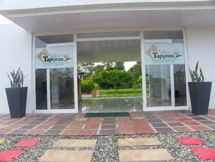 Puerto Asís crece, se construyen más Hoteles, como el Hotel Tapyrus