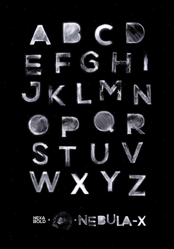 Nebula-XY Font Download