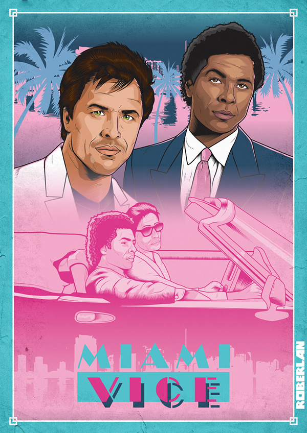 Poster do filme Miami Vice