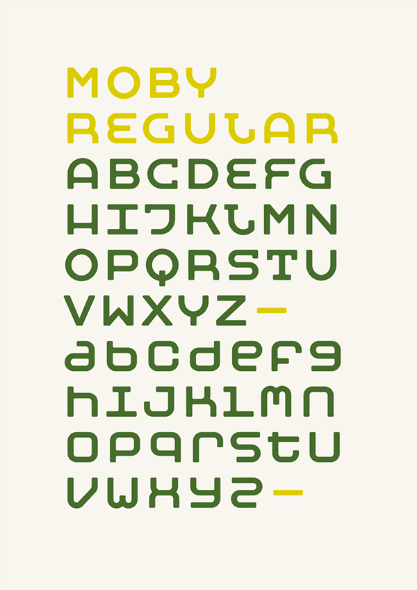 Moby Font Download
