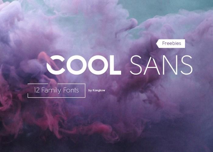 Cool Sans Font Download