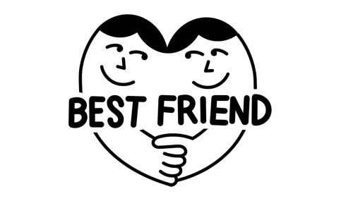 Medium Of Best Friend Pictures