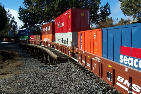 Container Car Graphic Sets