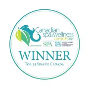 Canadian Spa Wellnes Award 2015
