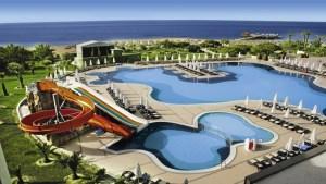 arcanus beach resort side