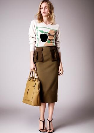 Burberry Prorsum Womenswear Spring_Summer 2015 Pre-Collectio_014