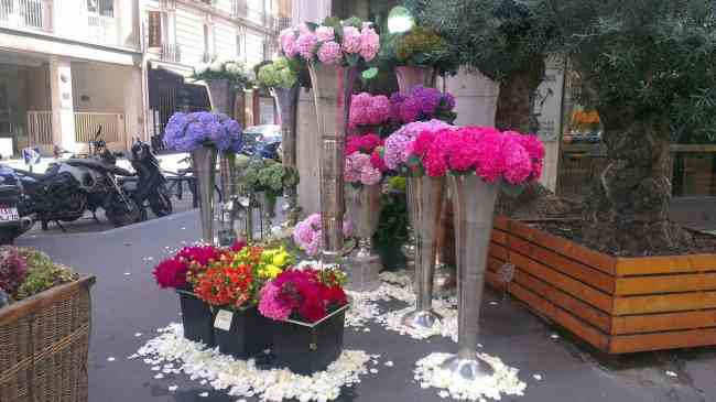 A Passion for Paris - La Mom - Fleuriste