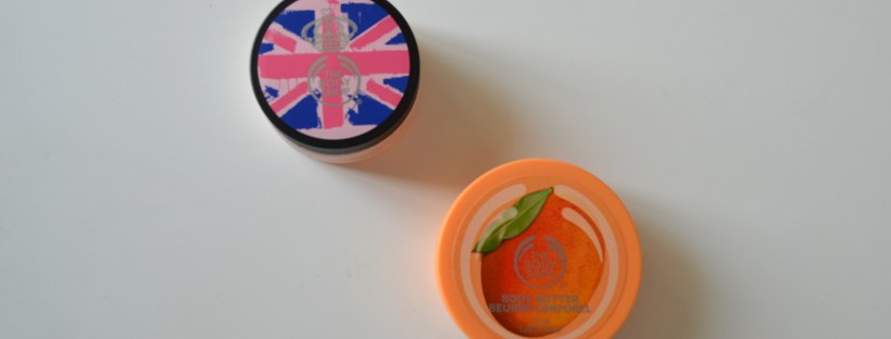 Two Body Shop Favourites: Vitamin E Moisture Cream & Mango Body Butter