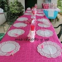 Ideas para celebrar una fiesta de cumpleaños de princesas al aire libre