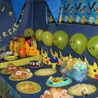Cómo preparar una fiesta temática de Pokémon