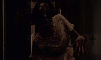 zombie mujer terror