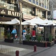 Cafe con piernas en Santiago de Chile