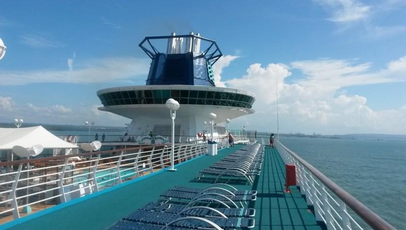 Crucero con Pullmantur