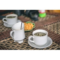 Small Crop Of Tea And Coffee Pictures