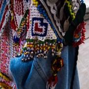 vintage denim Levi's embellished gypsy bohemian boho hippie ibiza