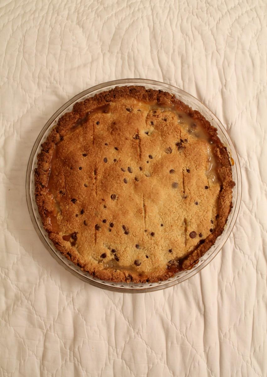 La tarte aux poires et au chocolat v1 3