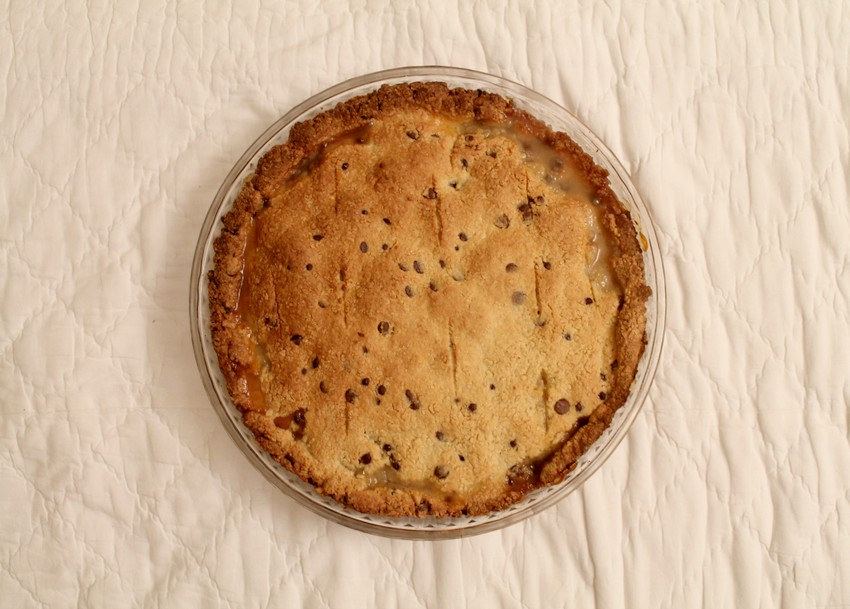 La tarte aux poires et au chocolat v1 5