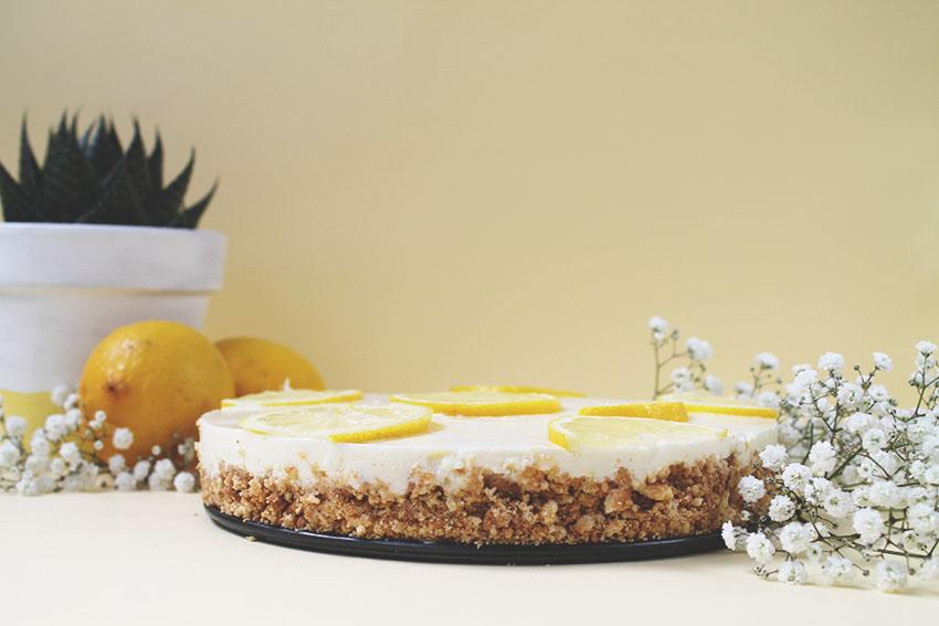 Les Boréales - Yellow Sunshine : Le cheesecake d'été au citron - Cuisine - Recette - Miss Blemish