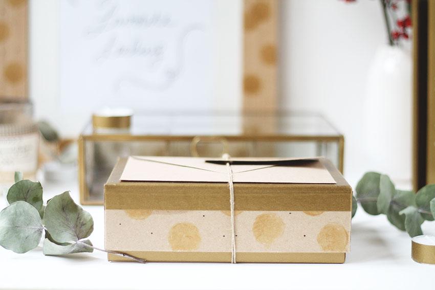 diy une jolie bo te pour emballer une carte cadeau miss blemish blog lifestyle inspirant. Black Bedroom Furniture Sets. Home Design Ideas