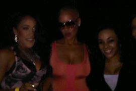 natalie nunn and amber rose