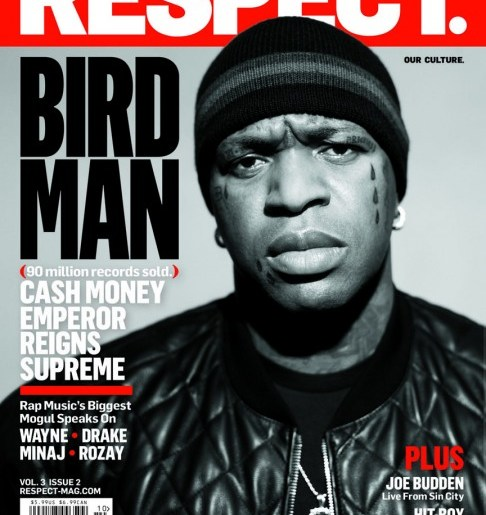 birdman respect magazine